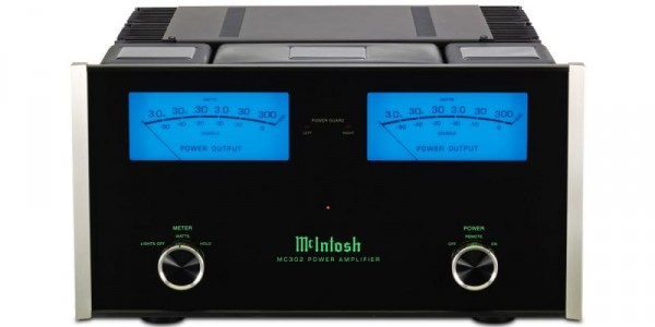 McIntosh mc302 blue eyes facade