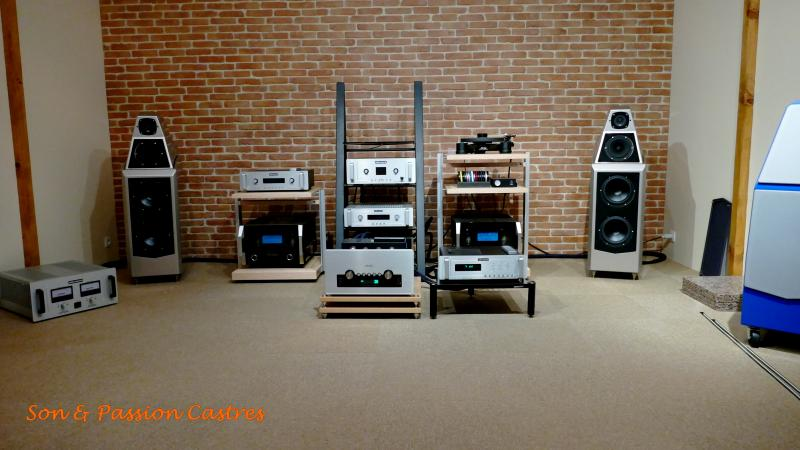 Audio Research GSi 75 chez Son & Passion Castres